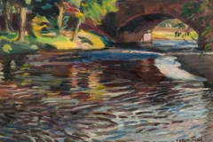 Balfron, the Field Bridge