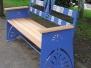 Balfron benches