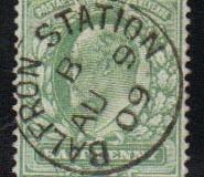 Balfron stamp