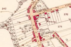 Tontine corner, 1865