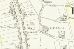Balfron 1896 map