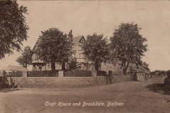Croft House and Brookdale