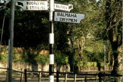Clachan sign 1975