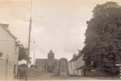 Church and Memorial, 1938
