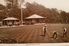 Bowling green 1933