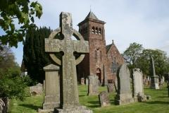 Balfron Church 2009