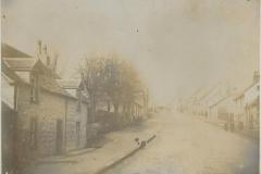 Buchanan St looking  north; c1880