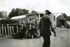 Rankin Bros drivers and crew