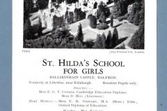 St Hilda's School brochure
