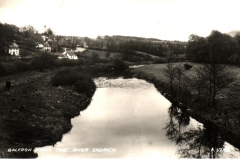Balfron from the bridge