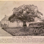 Undated sketch of The Clachan